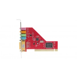 Crystal Semiconductors CS4281-CM EP 4-Channel PCI Sound Card