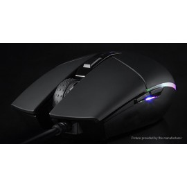 Authentic Motospeed V50 USB Wired Optical Gaming Mouse